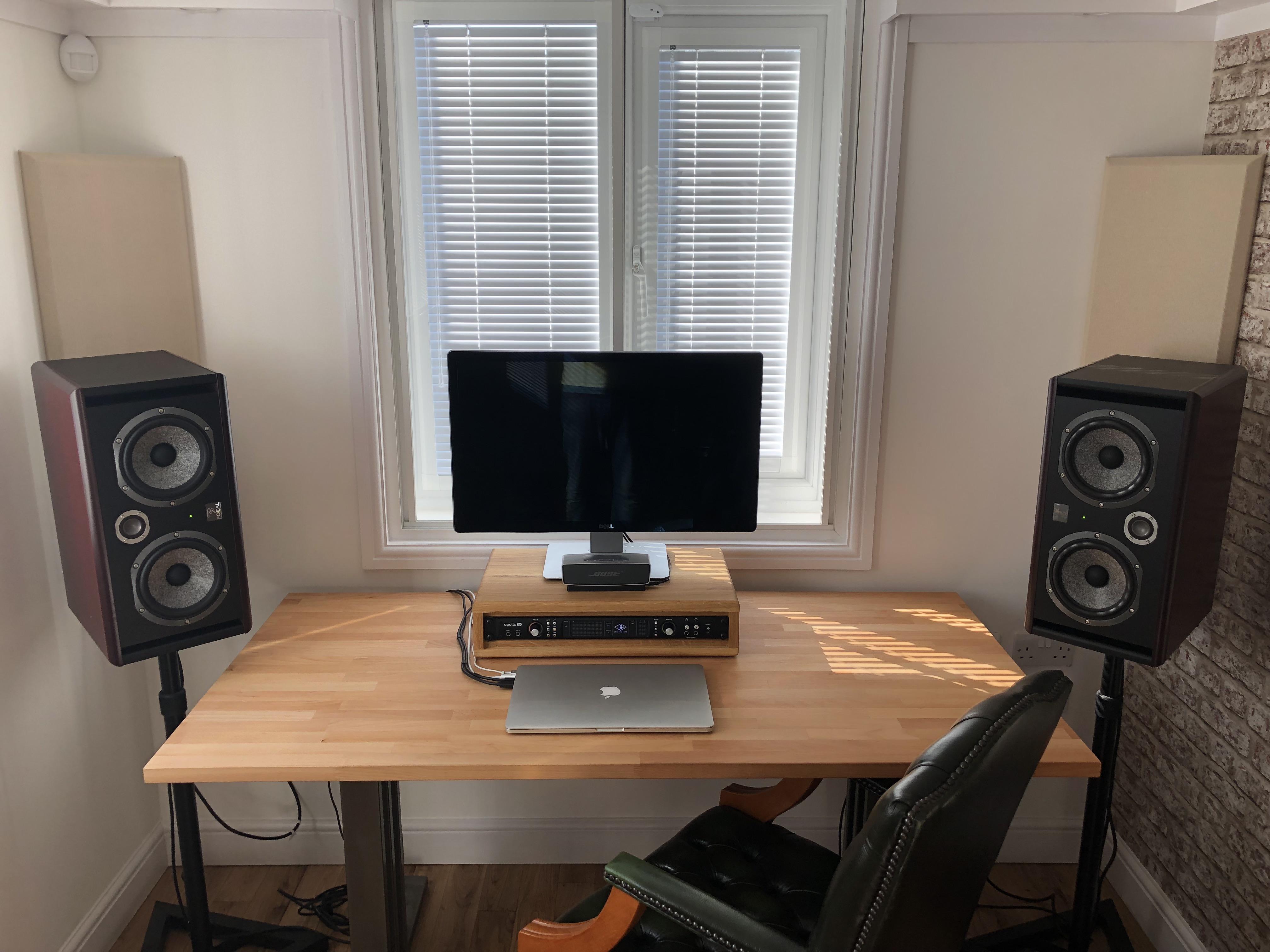 Studio – George Hogg